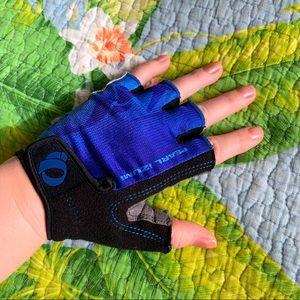 Pearl Izumi cycling biking gloves, fingerless